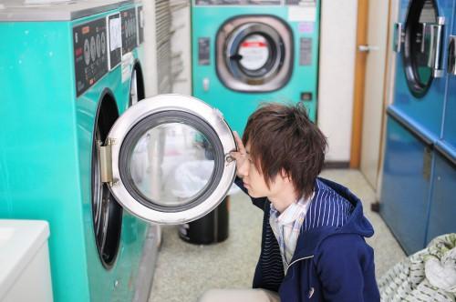 洗濯コインランドリー